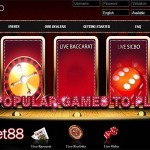 Best Casino Online Game: Sic Bo Live