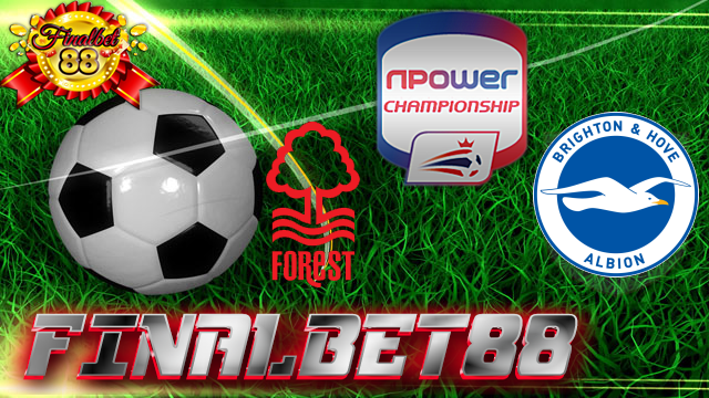 Prediksi Nottingham Forest vs Brighton 12 April 2016