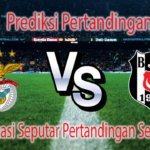 Judi Bola Online Perkiraan Benfica VS Besiktas 14 September 2016