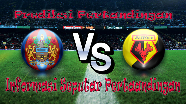 Perkiraan Burnley vs Watford