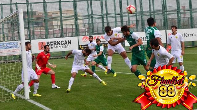 Prediksi Yesil Bursa vs Arsinspor 24 Januari 2016