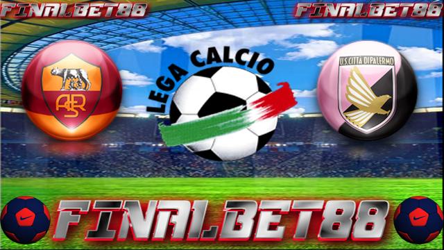 Prediksi Roma vs Palermo 22 Febuari 2016