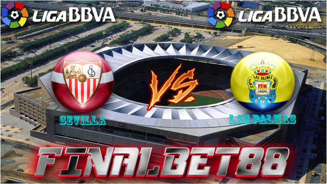 Prediksi Sevilla vs Las Palmas 14 Febuari 2016