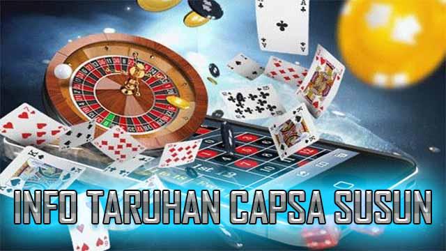 Strategi Terpadu Jadi Master Betting Capsa Susun