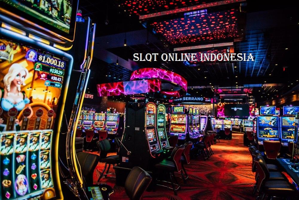 Situs Resmi Slot Online Indonesia Terpercaya